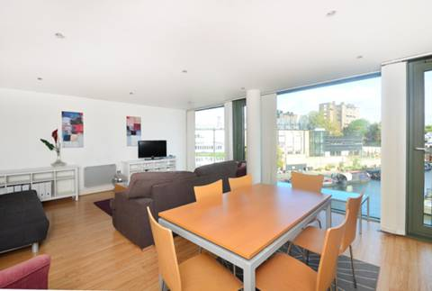 View full details for Crystal Wharf, Graham Street, Angel, N1