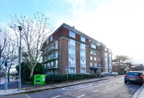 Example image. View full details for Brittany House, Putney, SW15