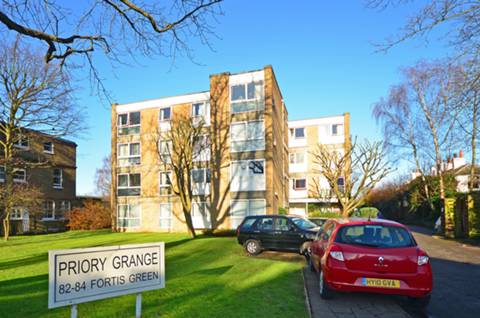 View full details for Priory Grange, East Finchley, East Finchley, N2