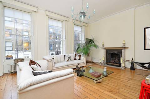 View full details for Doughty Street, Bloomsbury, WC1N