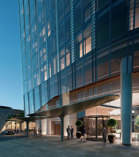 Example image. View full details for One Blackfriars, Southwark, SE1