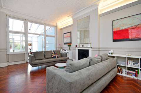 View full details for Crediton Hill, West Hampstead, NW6