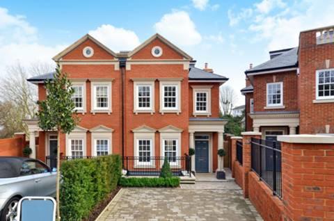 View full details for Marryat Place, Wimbledon Village, SW19