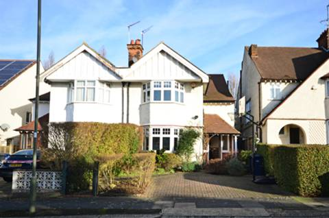 View full details for Corringham Road, Golders Green, NW11
