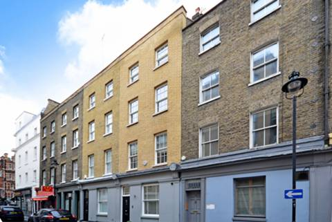 View full details for Coptic Street, Bloomsbury, WC1A