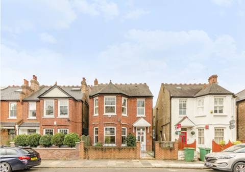 View full details for Sarre Road, West Hampstead, NW2