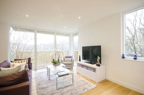 Example image. View full details for Park View Apartments, Elephant and Castle, SE17