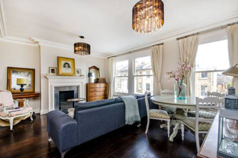 View full details for Bickerton Road, Dartmouth Park, N19
