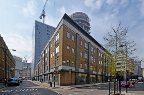 View full details for Britannia Building, Ebenezer Street, Old Street, N1