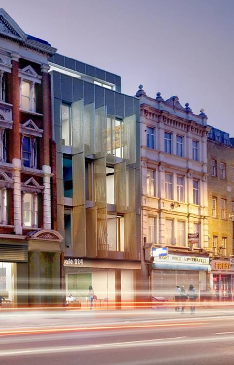 Example image. View full details for Borough High Street, Borough, SE1