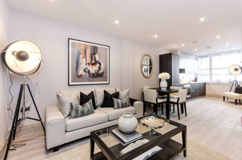 Example image. View full details for Mulberry House, Fulham, SW6