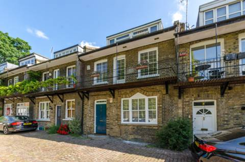 View full details for Steeles Mews North, Belsize Park, NW3