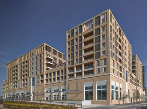 Example image. View full details for Hallsville Quarter, Canning Town, E16
