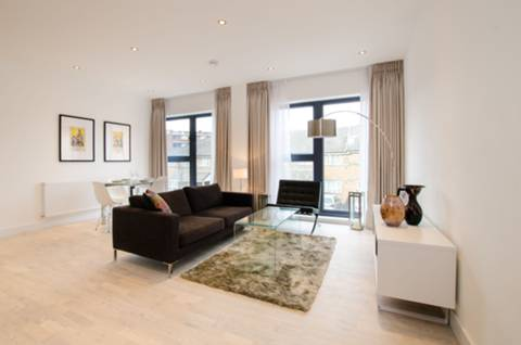 Example image. View full details for Hodgson Apartments, Battersea, SW8