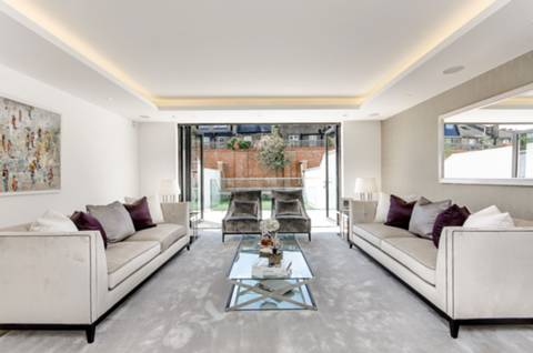 Example image. View full details for Rainsborough Square, Fulham Broadway, SW6