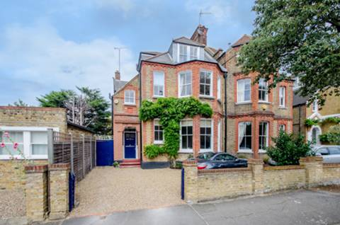 View full details for Criffel Avenue, Telford Park, SW2