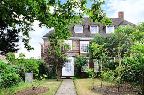 View full details for Erskine Hill, Hampstead Garden Suburb, NW11