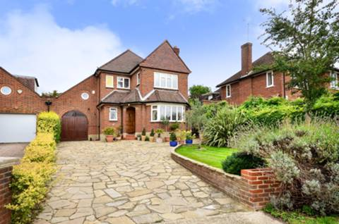 View full details for Burghley Avenue, Coombe, KT3
