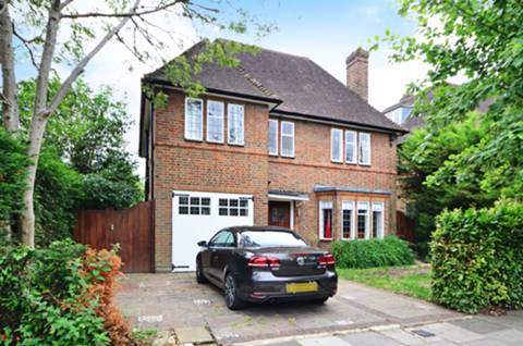 View full details for Middleway, Hampstead Garden Suburb, NW11
