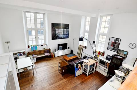 View full details for Hoffman Square, Chart Street, Shoreditch, N1