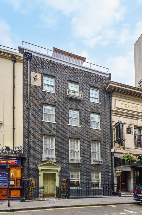 View full details for Oxendon Street, Piccadilly Circus, SW1Y