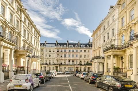 View full details for Prince of Wales Terrace, Kensington, W8